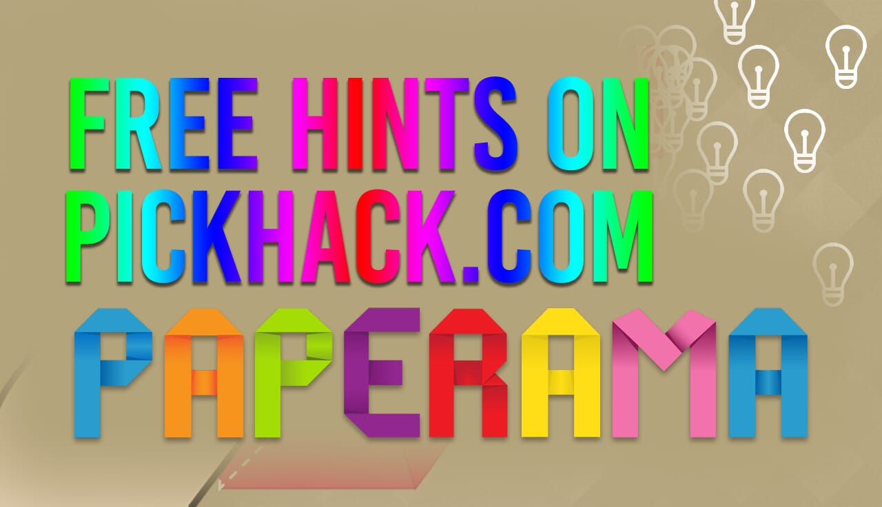 Image currently unavailable. Go to www.generator.pickhack.com and choose Paperama image, you will be redirect to Paperama Generator site.