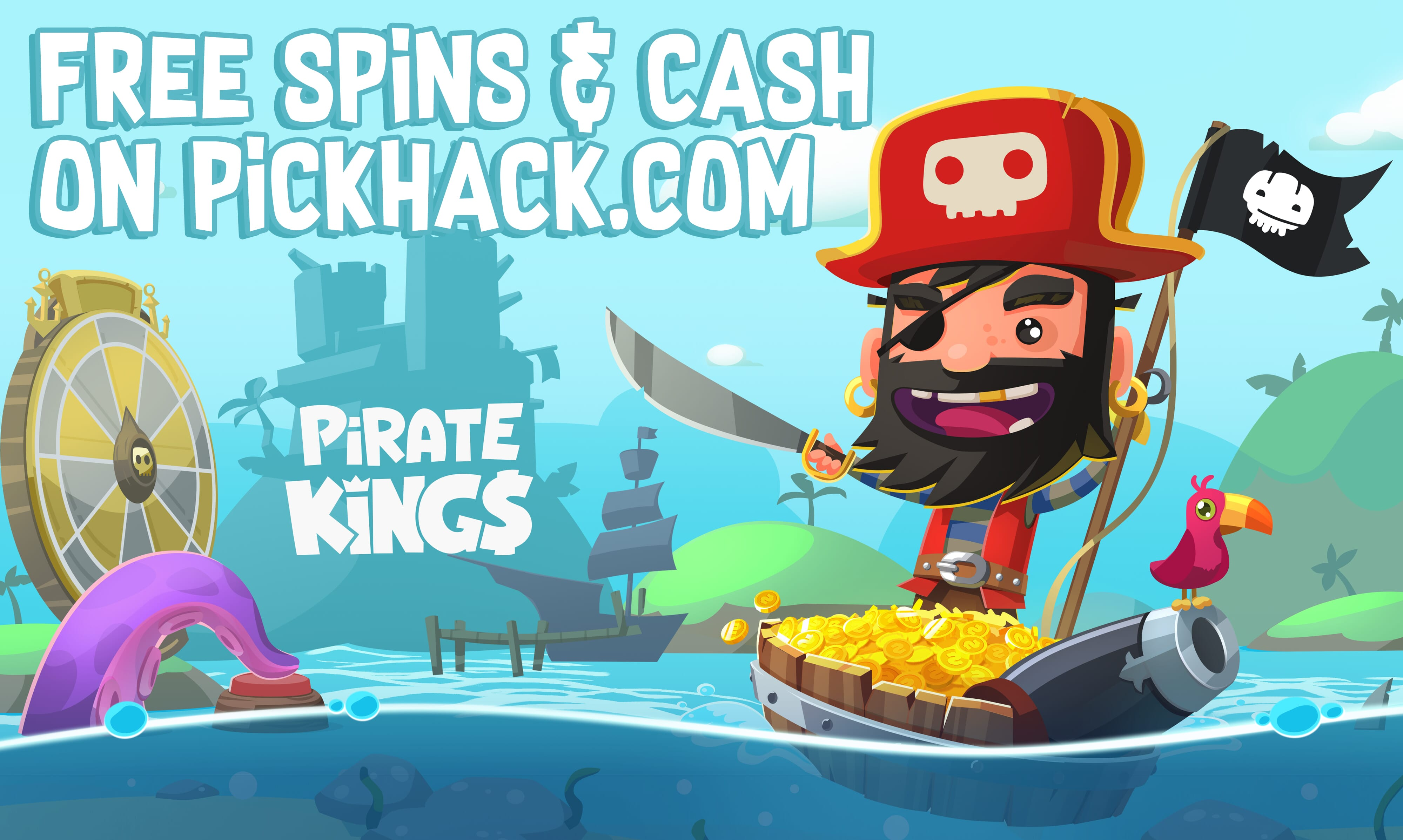 Image currently unavailable. Go to www.generator.pickhack.com and choose Pirate Kings image, you will be redirect to Pirate Kings Generator site.