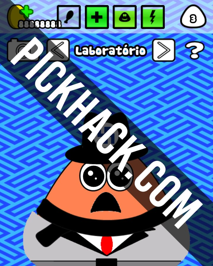 Image currently unavailable. Go to www.generator.pickhack.com and choose Pou image, you will be redirect to Pou Generator site.